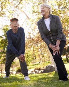 התעמלות בריאותית לגיל הזהב