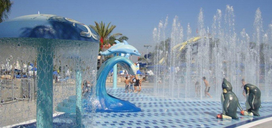 ספארק המים